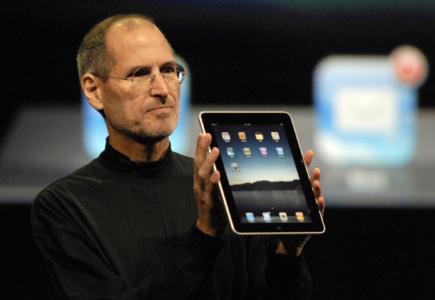 Прошло 10 лет с момента анонса Apple iPad