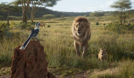 Как создавались спецэффекты для ремейка «Короля льва»