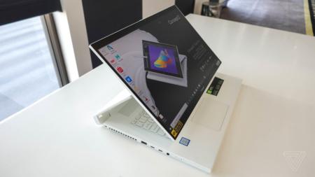 Acer показала трансформируемый ноутбук ConceptD 7 Ezel и компьютер ConceptD 700 для создателей контента
