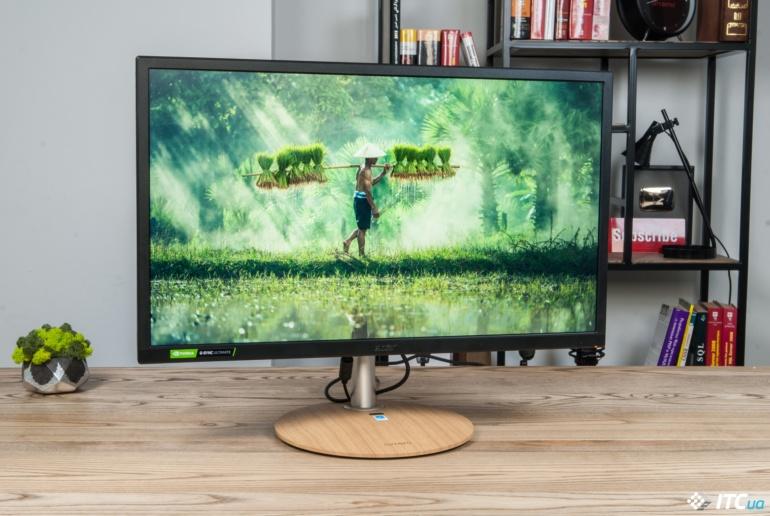 Обзор монитора Acer ConceptD CP7271K