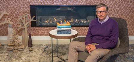 Сам Гейтс велел. Основатель Microsoft рекомендует начать 2020 год с этих пяти книг