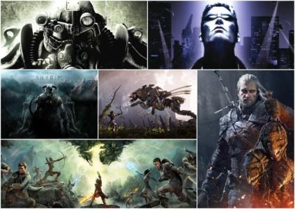 20 лучших игр 2000 – 2019: The Witcher 3, The Last of Us, Skyrim и другие