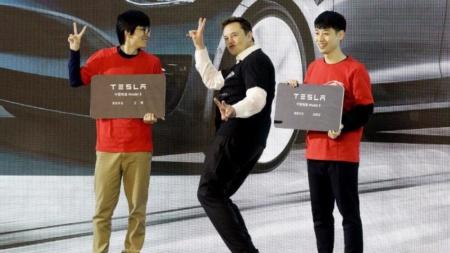 Курс акций Tesla впервые в истории перевалил за $500 — полгода назад он составлял $177