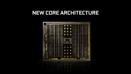 Микроархитектура NVIDIA Ampere обеспечит прирост производительности на 50% при вдвое меньшем энергопотреблении по сравнению с Turing