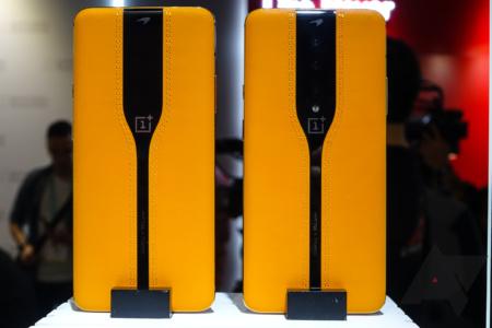 Кожа, золото и исчезающая основная камера. OnePlus показала концептуальный смартфон Concept One