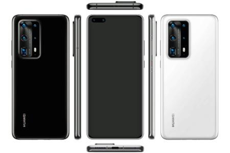 Качественные изображения Huawei P40 Pro: керамический корпус и прямоугольная пентакамера Leica с 13,3-кратным увеличением