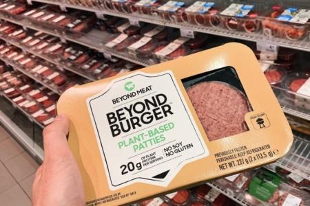 Где попробовать/купить растительное мясо Beyond Meat. Онлайн-карта со всеми заведениями и торговыми точками