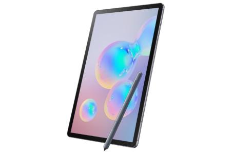 Утечка раскрыла характеристики планшета Samsung Galaxy Tab S6 5G
