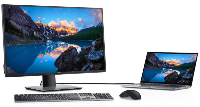 CES 2020: Dell анонсировала несколько мониторов для различных сфер применения