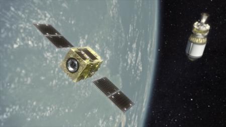 JAXA выбрало компанию для реализации первого этапа проекта по своду с орбиты отработанной ступени ракеты