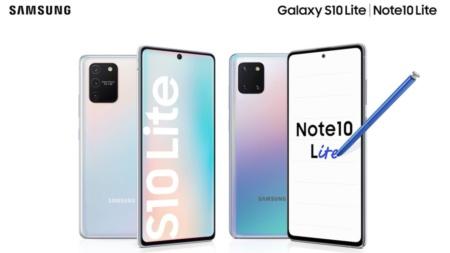 Народные флагманы Samsung Galaxy S10 Lite и Galaxy Note10 Lite начали продаваться в Украине, цена — 15 999 грн