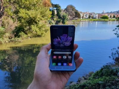 Samsung уже сейчас может выпустить смартфон со сгибающимся в нескольких местах экраном, но пока не видит в этом смысла