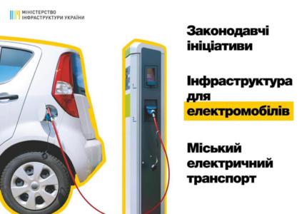 Правительство планирует устанавливать зарядные станции для электромобилей на главных автомагистралях Украины