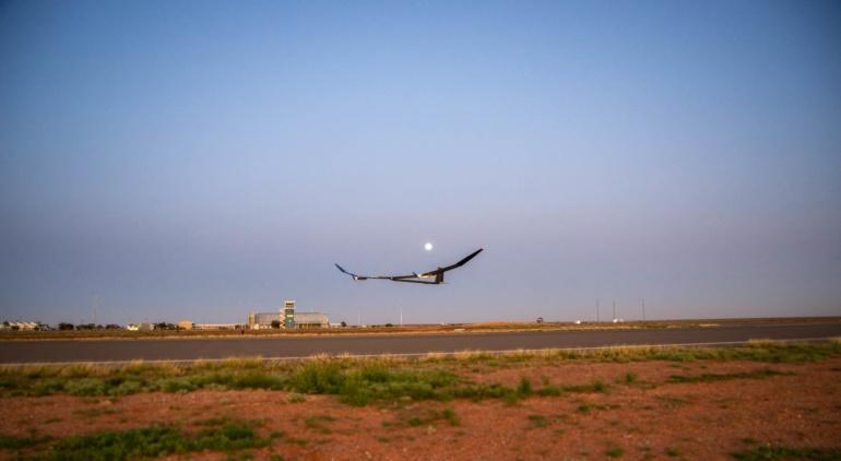 Британский псевдоспутник PHASA-35 совершил первый полет