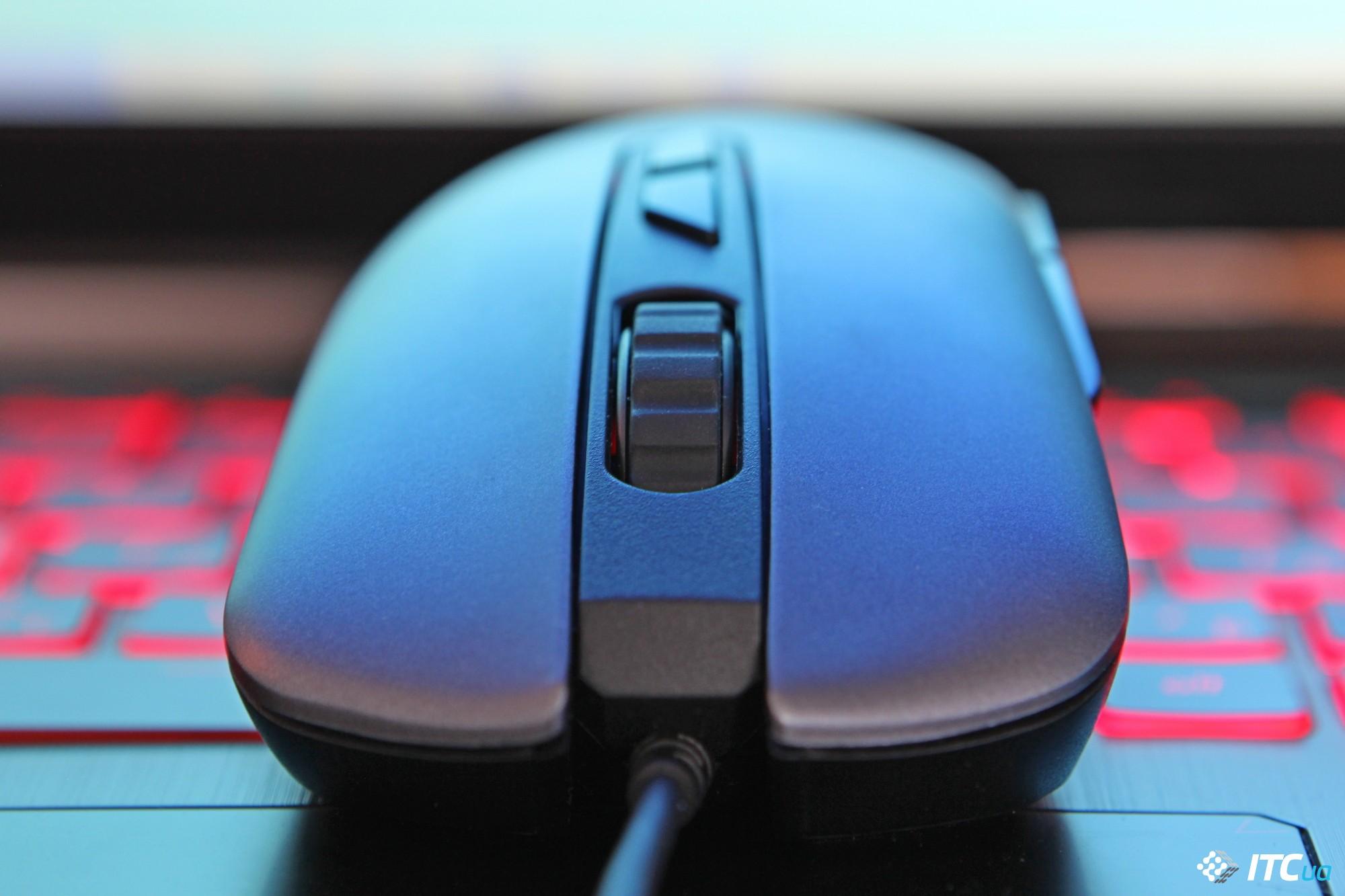 ASUS TUF Gaming M3 scroll
