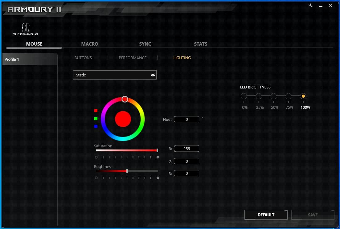 Обзор игровой мыши ASUS TUF Gaming M3: вариант для экономных