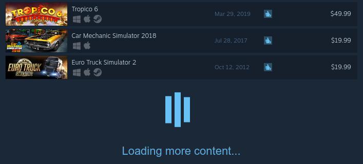 Valve заметно улучшила поиск Steam — появились новые фильтры и гибкая сортировка по цене