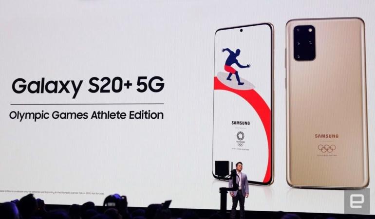 Лимитированные издания Galaxy Z Flip Thom Browne Edition и Galaxy S20+ Olympic Games Athlete Edition — для тех, кто хочет выделиться