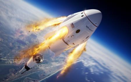 Первый пилотируемый полет SpaceX Crew Dragon к МКС предварительно запланирован на 7 мая