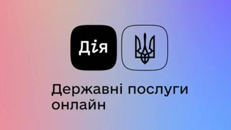 Презентация мобильного приложения «ДіЯ» (завершена)