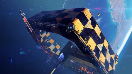 Канадские игроделы из Blackbird Interactive анонсировали Hardspace: Shipbreaker — симулятор космического мусорщика