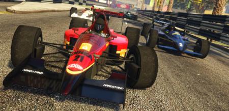 «Семь трасс, два болида, один приз»: В GTA Online вышло обновление Open Wheel Racing с гонками на болидах в стиле Formula 1 [видео]