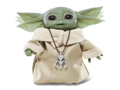 Hasbro представила куклу-аниматроник Baby Yoda всего за $60, которая умеет двигаться, говорить и «использовать Силу» [видео]