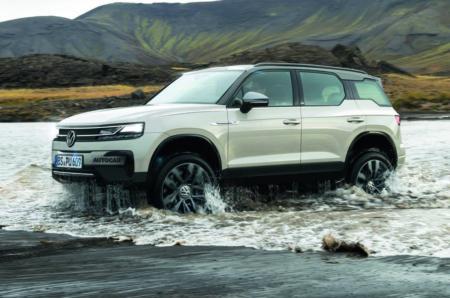 Volkswagen разрабатывает брутальный электрический внедорожник ID Ruggdzz для конкуренции с BMW iX3 и Mercedes-Benz EQB