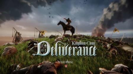 В Epic Games Store бесплатно раздают игры Kingdom Come: Deliverance и Aztez