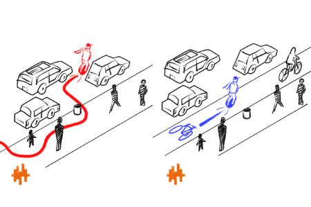 Депутаты ВРУ подготовили законопроект о водителях электросамокатов и электроскутеров — их предлагают уравнять в правах с велосипедистами
