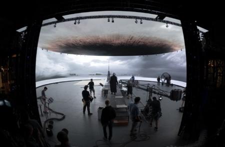 Как Industrial Light & Magic и Epic Games снимали сериал «Мандалорец» и создавали спецэффекты для него [видео]