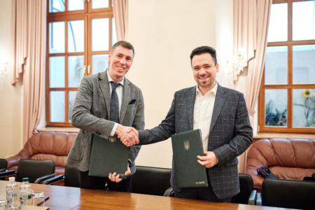 Ericsson поможет Украине ускорить развитие телекоммуникационной индустрии и запустить 5G как можно быстрее