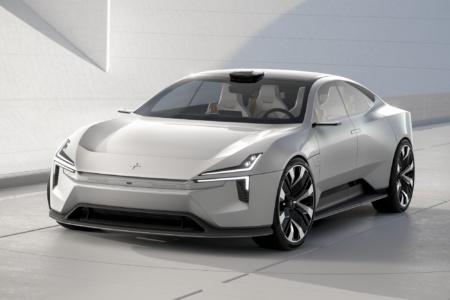 Polestar представил концепт электромобиля Precept с необычным дизайном, полным набором сенсоров и интерфейсом на основе Android [видео]