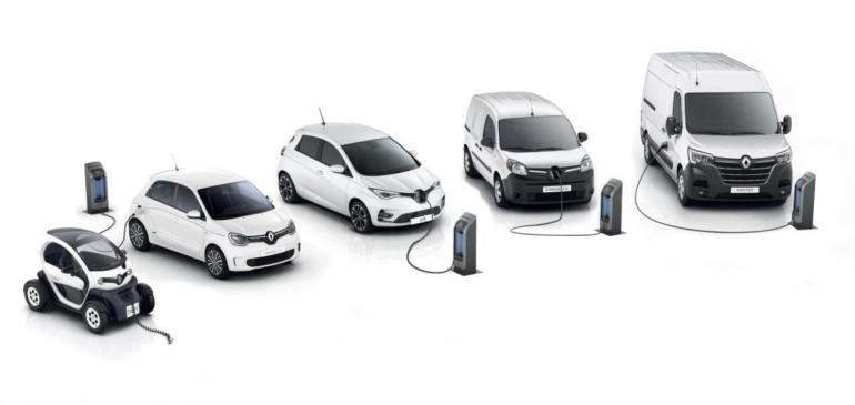 Компактный электромобиль Renault Twingo Z.E. представлен официально: мощность 60 кВт, скорость 135 км/ч, батарея 22 кВтч и запас хода 180 км (WLTP)