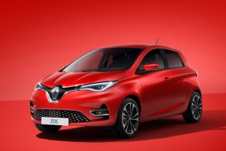 В январе Renault продал рекордное количество электромобилей (лидер — ZOE), их доля в структуре европейских продаж бренда выросла до 14,4%