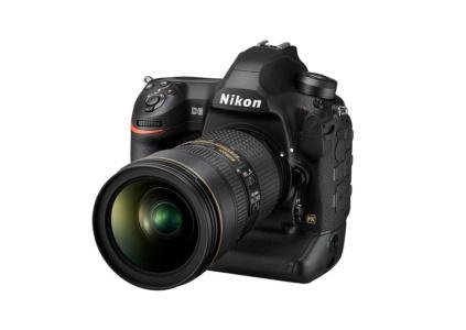 Профессиональная камера Nikon D6 поступит в продажу в апреле по цене $6500