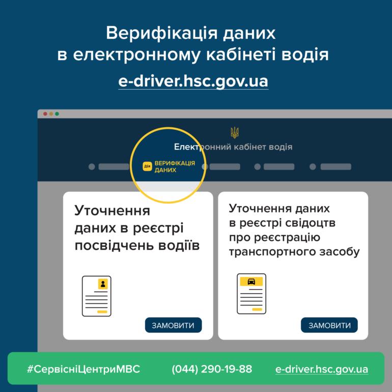 МВД рассказало что делать, если водительское удостоверение или техпаспорт не отображаются в приложении «Дія» (а также пообещало отображать изъятие прав в онлайне)