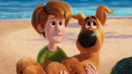 Юные Шэгги и Скуби знакомятся друг с другом в финальном трейлере грядущего полнометражного мультфильма SCOOB!