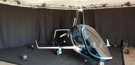 Fraundorfer Aeronautics испытала крылатое аэротакси-автожир Tensor 600X