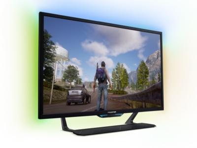 В Украине стартовали продажи 43-дюймового игрового 4K-монитора Acer Predator CG437KP по цене 38,2 тыс. грн
