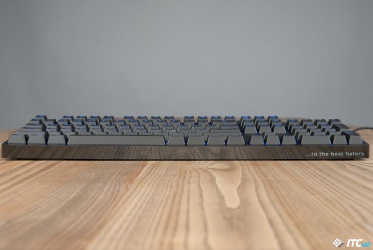 Обзор игровой механической клавиатуры HATOR Rockfall EVO