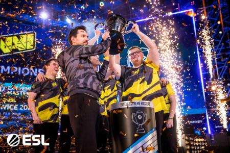 Natus Vincere стали победителями турнира IEM Katowice 2020 по CS:GO, выиграв $250 тыс. призовых