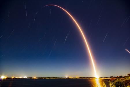 SpaceX в 50-й раз вернула первую ступень Falcon 9 в рамках последнего (третьего повторного) запуска грузового корабля Dragon первого поколения с 20-й миссией снабжения МКС