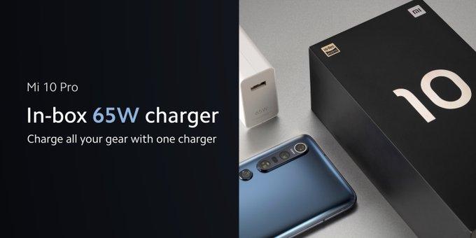 Глобальная премьера Xiaomi Mi 10, Mi 10 Pro и Mi 10 Lite 5G — старт продаж и цены для Украины