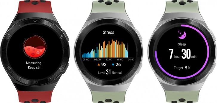 Анонсированы умные часы Huawei Watch GT2e – спортивная и более доступная модификация Watch GT2