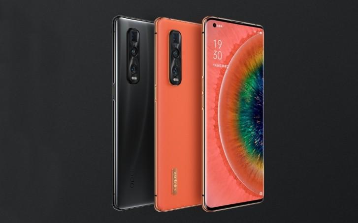Смартфоны серии Oppo Find X2 при цене от €1000 получили дисплей с частотой 120 Гц, а версия Pro – ещё и перископическую камеру