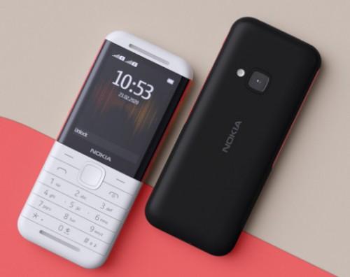 Анонсирован кнопочный мобильный телефон Nokia 5310 с QVGA-дисплеем, поддержкой только связи 2G и ценой менее €40