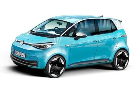 Volkswagen уже работает над «народными» электромобилями ID.1 и ID.2 с батареями 24/36 кВтч, запасом хода до 300 км и ценником до 20 тыс. евро