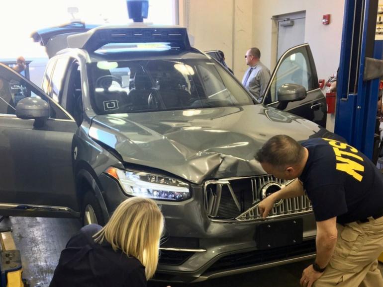 Uber возобновила тестирование беспилотных автомобилей в Сан-Франциско. Два года назад одна из машин насмерть сбила пешехода
