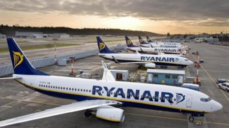 Ryanair получил разрешение на 28 еженедельных рейсов между Украиной и Италией